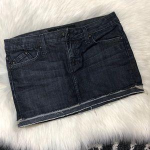 Rock & Republic jean skirt Size 24